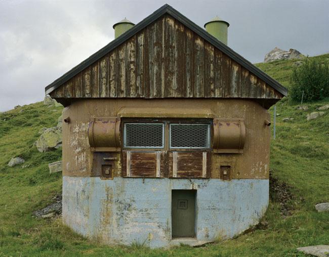 Swiss Bunkers